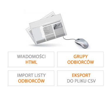 Moduł newslettera
